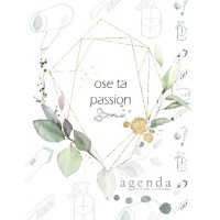 Agenda Ose ta passion Artiste coiffeuse – Marie-Andrée Lavoie