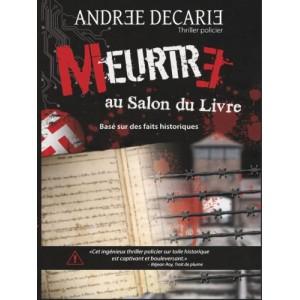 Meurtre au Salon du Livre - Andrée Décarie