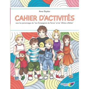 Cahier d'activités - Anne Gaydier