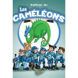 Les caméléons – Brigit Berger