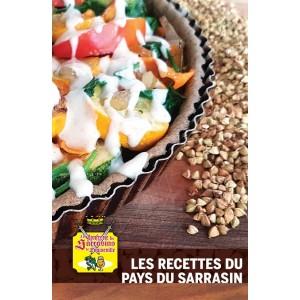 Les recettes du pays du sarrasin - Collectif