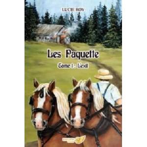 Les Paquette tome 1 - Lucie Roy