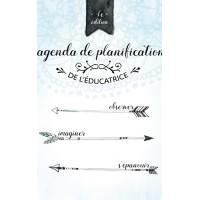 Agenda de planification de l'éducatrice en milieu scolaire – Marie-Andrée Lavoie