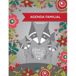 Agenda familial – Marie-Andrée Lavoie