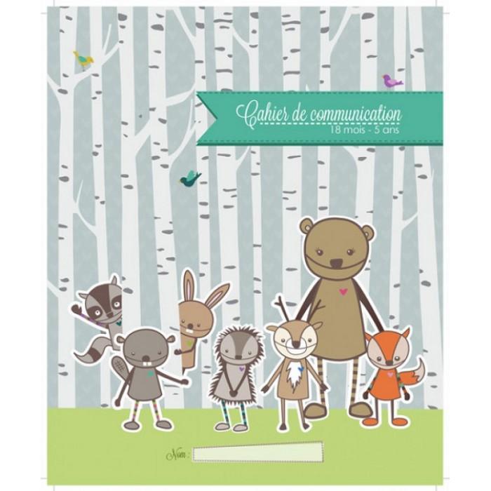 Cahier de communication 18 mois à 5 ans – Marie-Andrée Lavoie