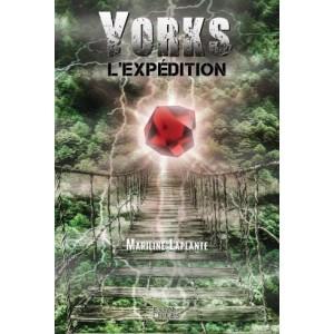 Yorks : L'Expédition – Mariline Laplante