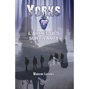 Yorks Tome 2 – Mariline Laplante
