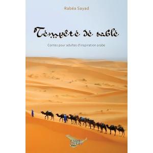 Tempête de sable - Rabéa Sayad